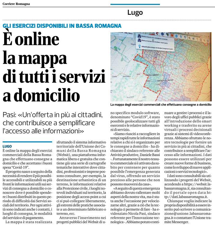 Corriere Romagna WebSIT